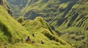 Lombok Trekking Package