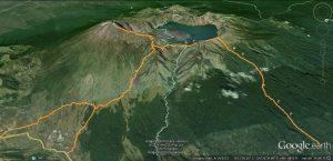 Lombok Rinjani Trekking
