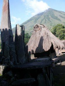 Bena traditional village Komodo Flores tour