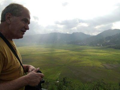 Cancar web form rice field Flores trip