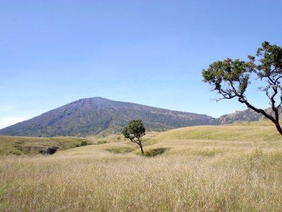 Climbing Mount Rinjani