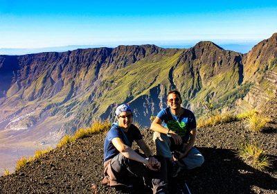 Crater Mount Tambora
