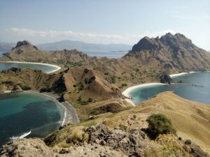 Padar hill Komodo tour