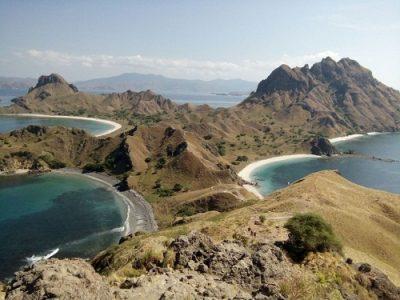 Padar island Komodo Flores tour