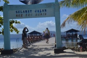 Raja Ampat tourism village