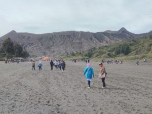 Sea of sand bromo tours