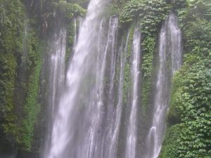 Senaru Waterfall Lombok
