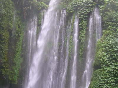 Senaru Waterfall Lombok