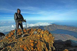 Summit Rinjani Trekking