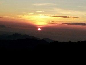 Sunset Rinca trips