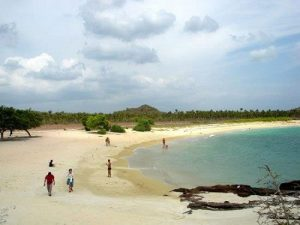 Tanjung Aan Beach Lombok tours