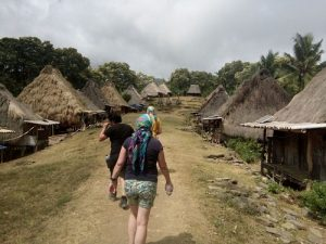 Wologai traditional village discover flores island